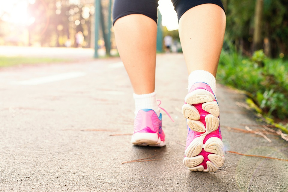 How To Use Walking Speed To Mix Up Your Workouts