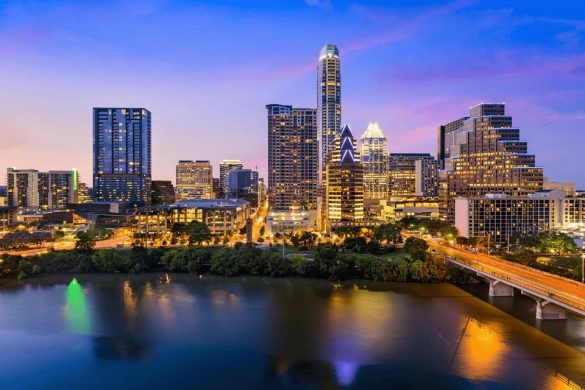Frisco Texas The Fastest-Growing City