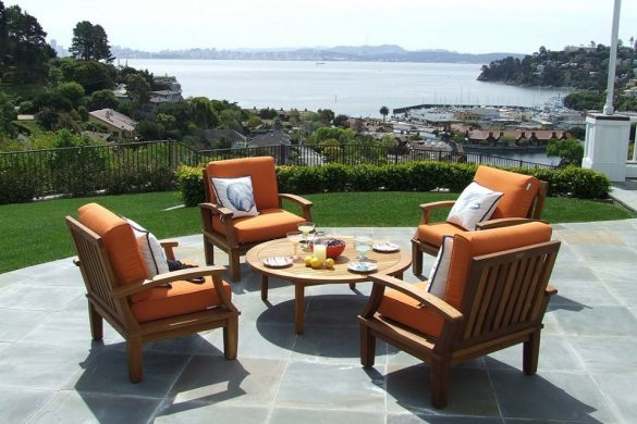 Invest In An Outdoor Living Space