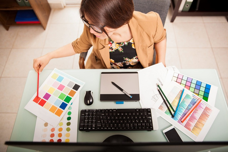 How Graphic Design Is Different From Web Design?