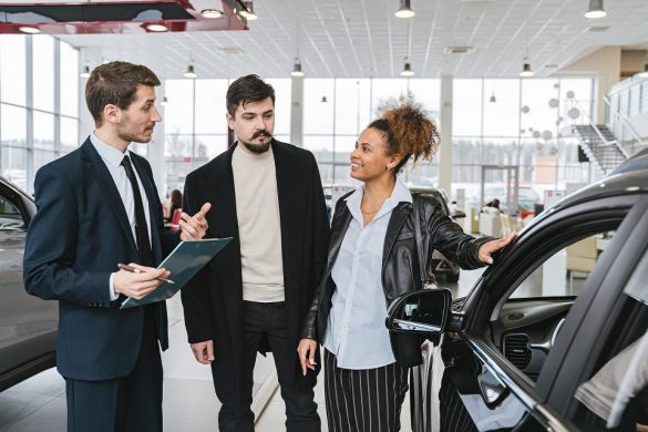 Productive Questions To Ask Your Auto Dealer