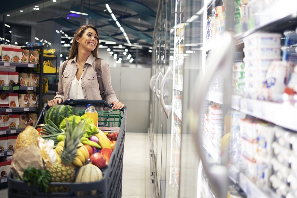 4 Tips For Being More Efficient During Grocery Shopping